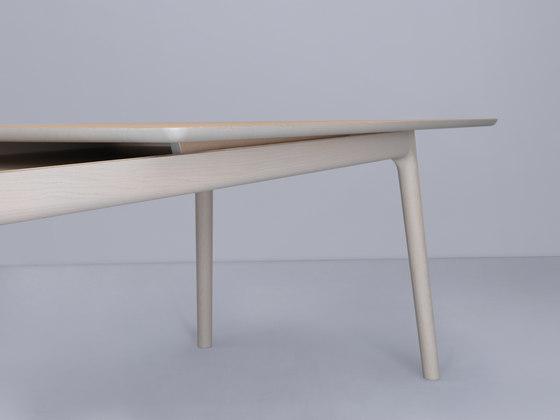E8 Longue Table di Zeitraum | Tavoli pranzo
