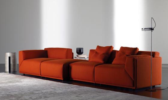 Bacon Deep Sofá de Meridiani | Sofás lounge