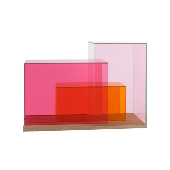 SHOW CASE by Schönbuch | Display cabinets