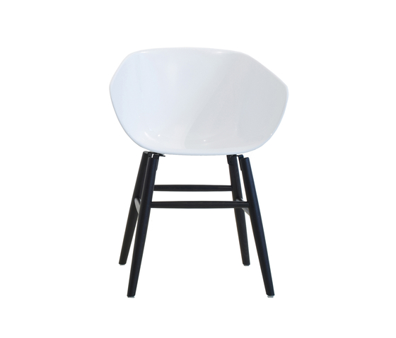 MAYA by FORMvorRAT | Visitors chairs / Side chairs