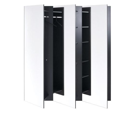 SKEW wall-mounted wardrobe de Schönbuch | Percheros de pared