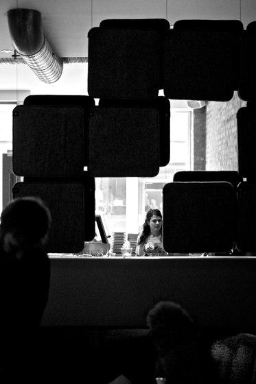 FeltTile di Rom & Tonik | Sistemi divisori stanze