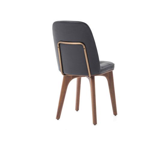 Utility Highback Chair by Stellar Works | Restaurant chairs