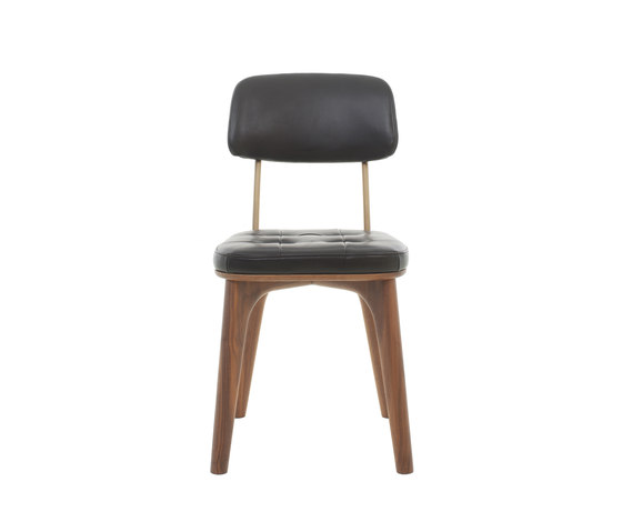 Utility Chair U by Stellar Works | Restaurant chairs