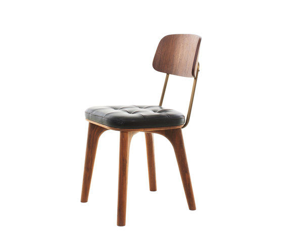 Utility Chair V by Stellar Works | Restaurant chairs