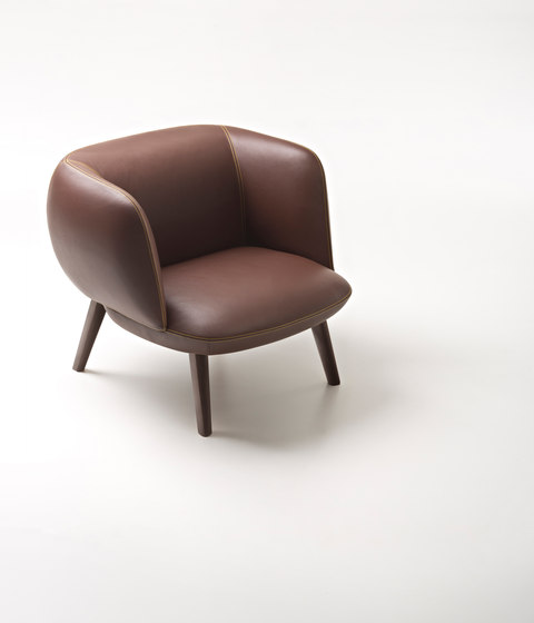 Betty Low Armchair de Maxdesign | Sillones lounge