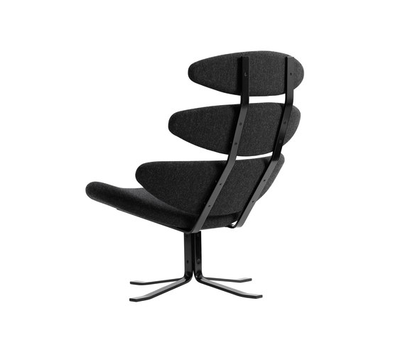 Corona Spectrum EJ 5-S by Erik Jørgensen | Lounge chairs