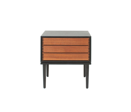 Laval Bedside Drawer by Stellar Works | Night stands