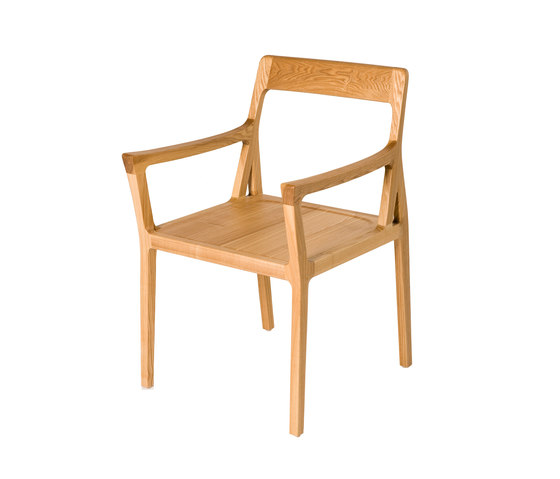 New Legacy Triplet Chair one Arm by Stellar Works | Restaurant chairs