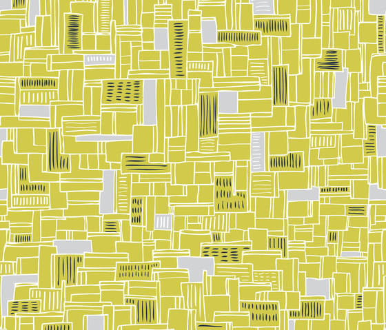 A Colourful World | Blockdesign by wallunica | Wall coverings / wallpapers