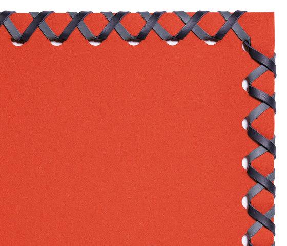 Cross Feltro 302/189 by Ruckstuhl | Rugs / Designer rugs