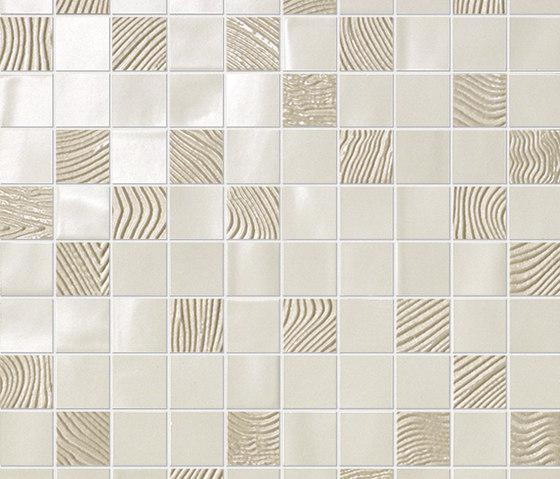 Havana Mandorla Mosaico by Fap Ceramiche | Ceramic mosaics