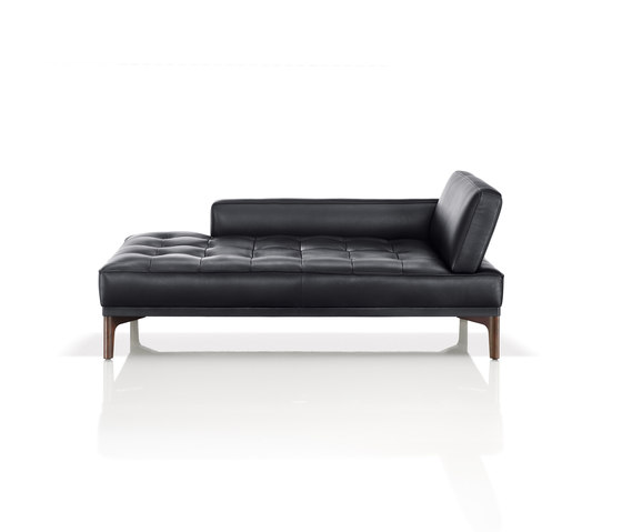 joyce chaiselounge chaise longues from wittmann architonic. Black Bedroom Furniture Sets. Home Design Ideas