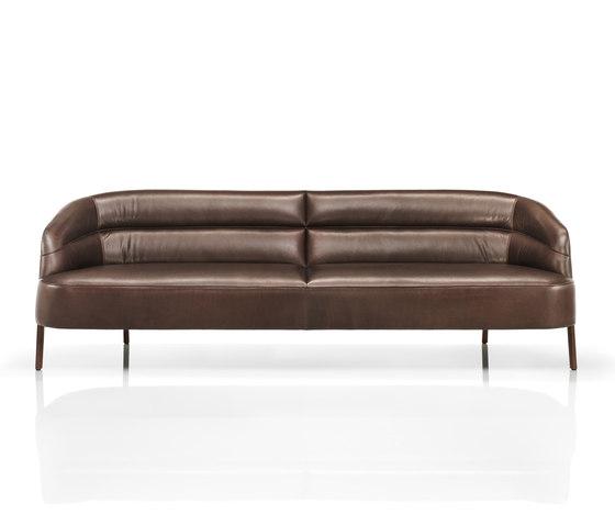 Odeon Sofa 230 de Wittmann | Canapés d'attente