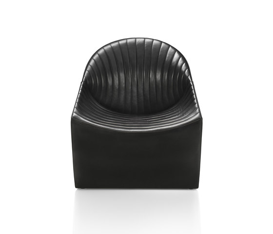 Oyster Fauteuil XL by Wittmann | Lounge chairs