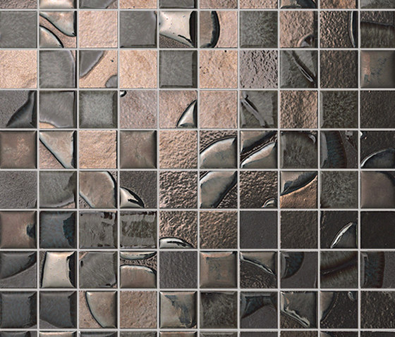 Manhattan Meltin Vulcano de Fap Ceramiche | Mosaicos de cerámica