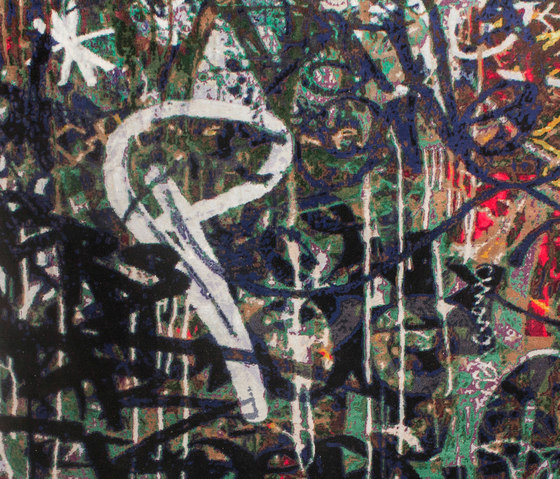 Unknown Artists | Graffity by Jan Kath | Rugs