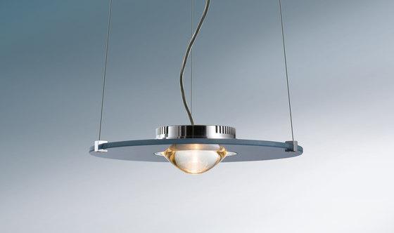 Solo Big 100 LED Pendelleuchte von Licht im Raum   Pendelleuchten