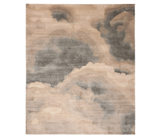 Heiter bis bewölkt | Cloud 2 by Jan Kath | Rugs