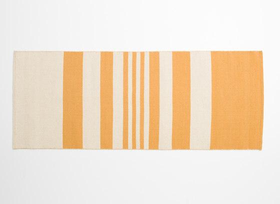 Gaia 2w  Honey Yellow by Johanna Gullichsen | Rugs