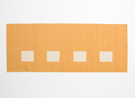 Galatea 2  Honey Yellow by Johanna Gullichsen | Rugs / Designer rugs