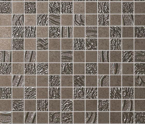 Meltin Terra Mosaico de Fap Ceramiche | Mosaicos de cerámica