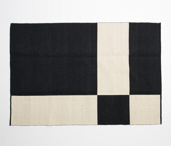 Uranus Black de Johanna Gullichsen | Alfombras / Alfombras de diseño