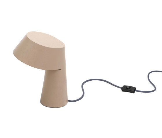 LITTLE P table lamp di Schönbuch | Illuminazione generale
