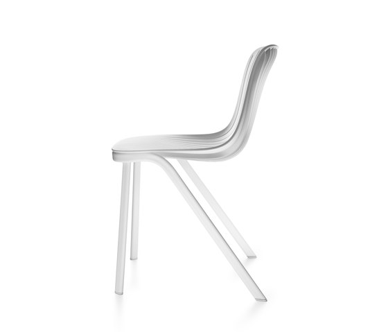 Dragonfly | Chair on cantilever base by Segis | Restaurant chairs