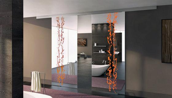Alpha solution | Frammenti by Casali | Internal doors