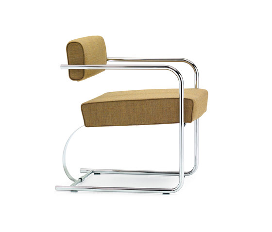 Cantilever Conference Chair Steel by VS | Visitors chairs / Side chairs