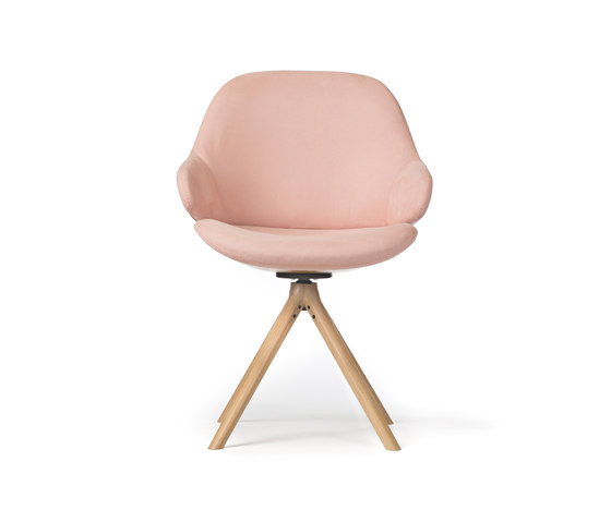 Ciel! Sweet Chair by TABISSO | Visitors chairs / Side chairs