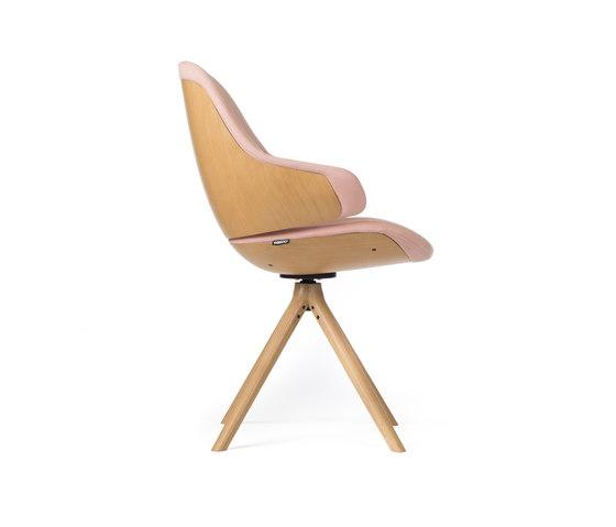 Ciel! Sweet Chair de TABISSO | Sillas de visita
