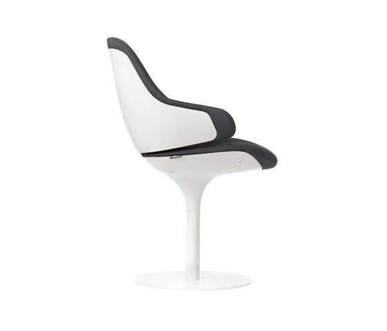 Ciel! Tulipe Chair by TABISSO | Visitors chairs / Side chairs