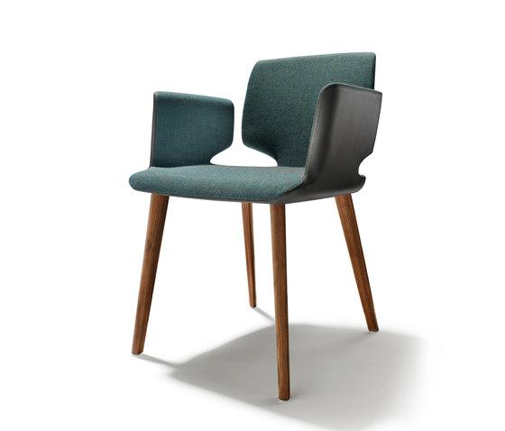 aye stuhl besucherst hle von team 7 architonic. Black Bedroom Furniture Sets. Home Design Ideas