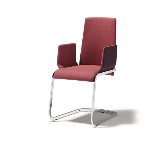 f1 cantilever chair by TEAM 7 | Visitors chairs / Side chairs