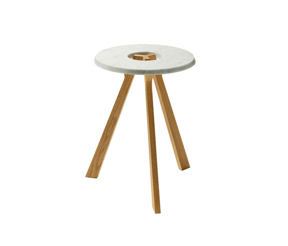 treeO side table by TEAM 7 | Side tables