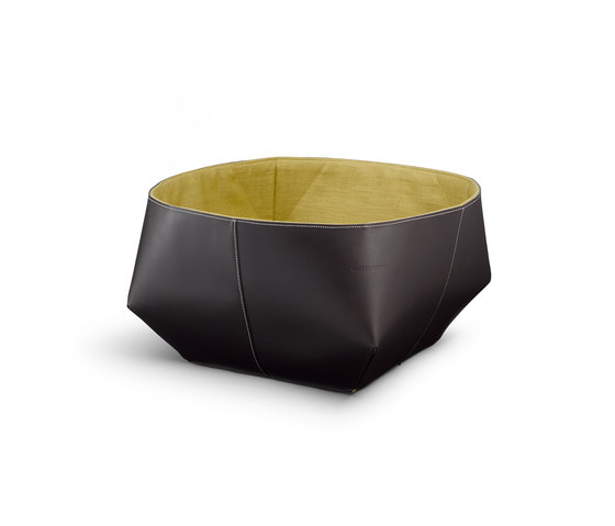 Isanka Basket by Walter Knoll | Storage boxes