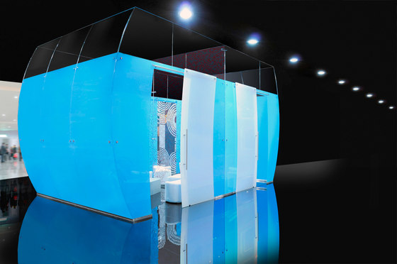 Inspiration Design | Aquarius by Casali | Exhibition systems