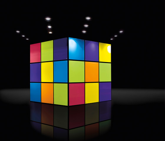 Inspiration Design | Cube by Casali | Exhibition systems
