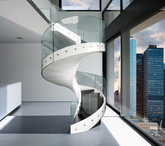 Inspiration Design | Helix by Casali | Balustrades