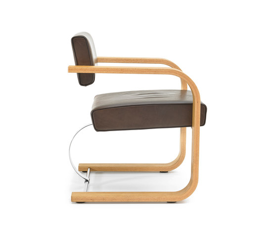 Cantilever Chair Wood de VS | Sièges visiteurs / d'appoint