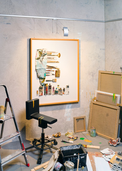 ART de Buschfeld Design | Lámparas de pared