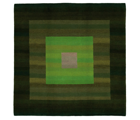 Gamba | 4-Border by Jan Kath | Rugs