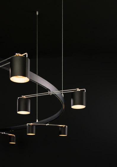 BALANCE 25 by Buschfeld Design | Suspended lights