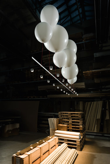 BALANCE 50 by Buschfeld Design | Suspended lights