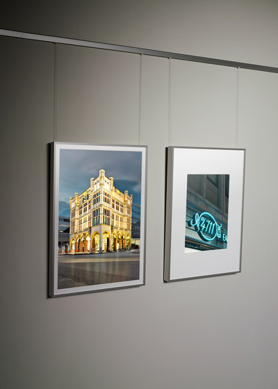 LED PICTURE by Buschfeld Design | Picture frames