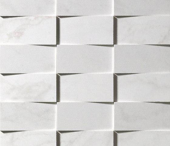 Supernatural Cristallo 3D Mosaico by Fap Ceramiche | Ceramic mosaics