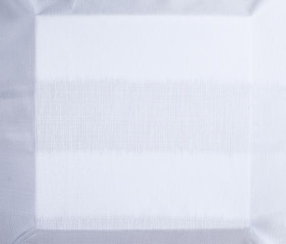 Alsacia blanco de Equipo DRT | Tejidos para cortinas