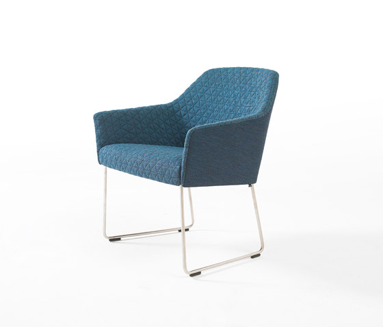 Sketch lobby by Arco | Visitors chairs / Side chairs